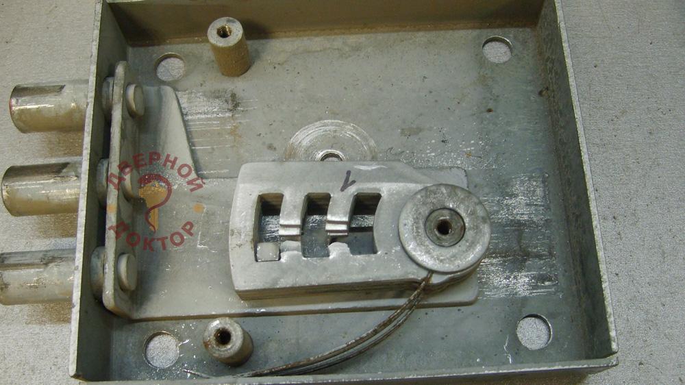 Master lock замки инструкция по ремонту