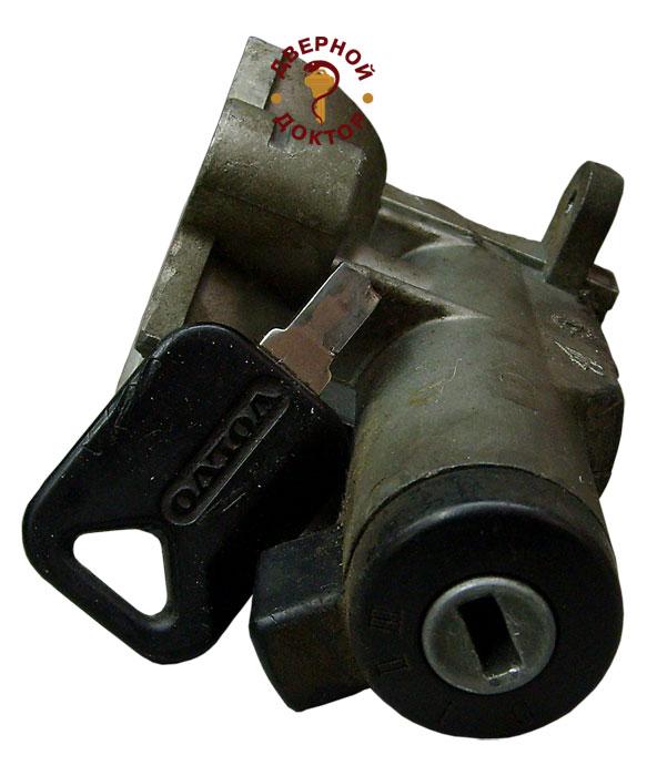 сломался ключ в в замке мерседес