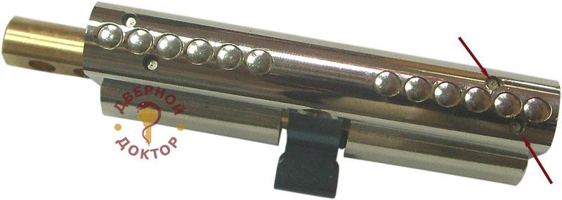 Titan цилиндр