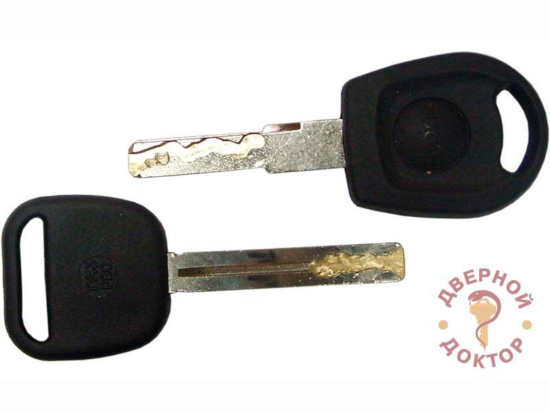 Изготовление дубликатов электронных ключей