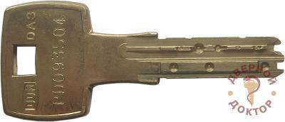 ключ dom das