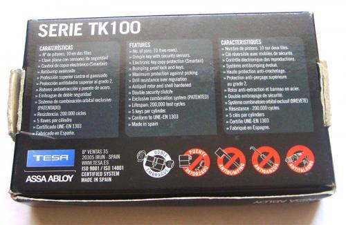 упаковка tesa tk100