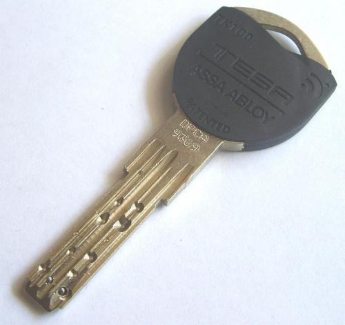 ключ tesa tk100