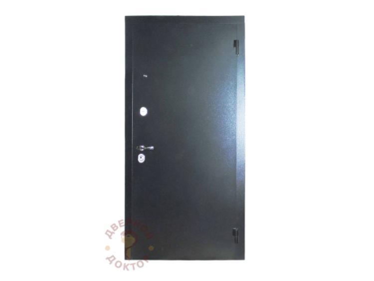 Металлические сейф-двери с зеркалом