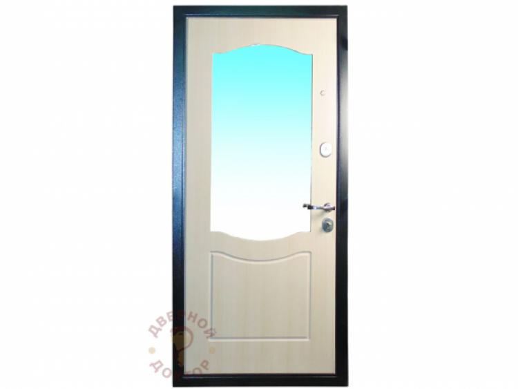дверь с зеркалом под заказ