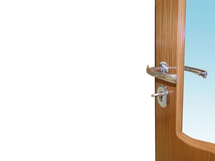 купить входную дверь с зеркалом