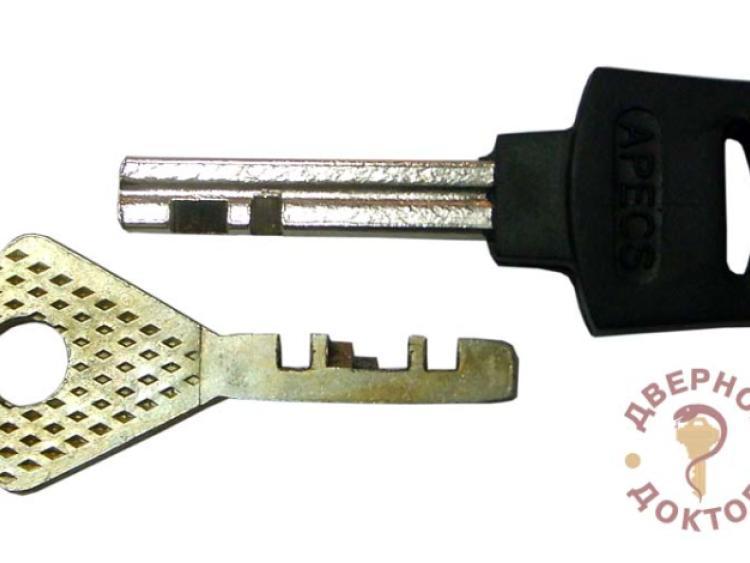 ключ финский полукруглый