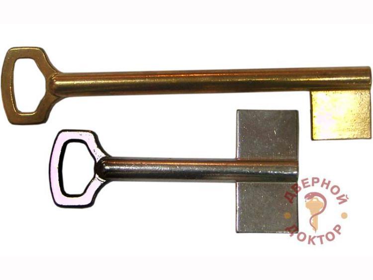 Ключ сувальдный трубчатый
