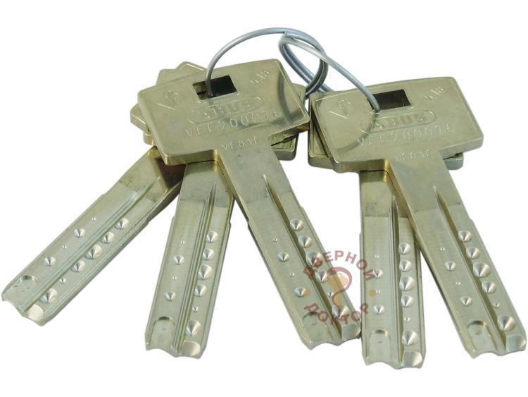 abus vela 2000 mx ключи