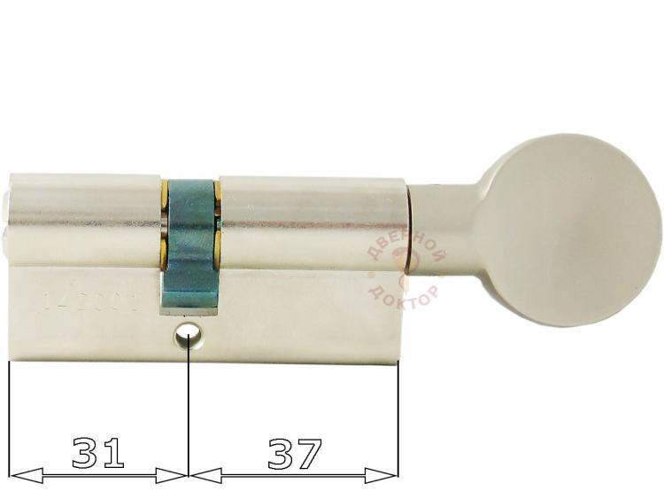 личинка длиной 68 мм хром