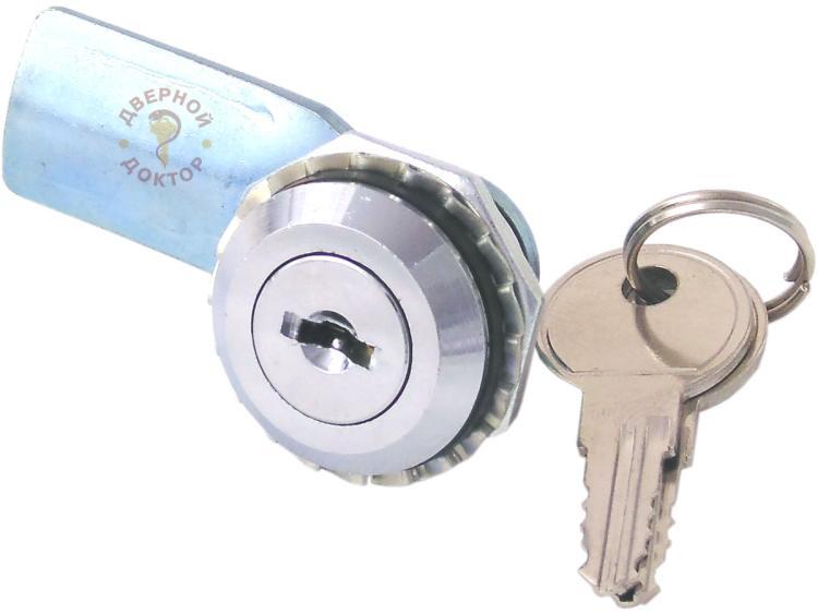 щитовой замок под ключ