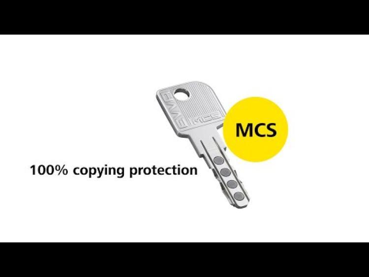 Embedded thumbnail for Цилиндры EVVA MCS