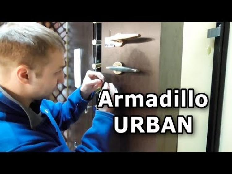 Embedded thumbnail for Ручка Armadillo SQUID URB9