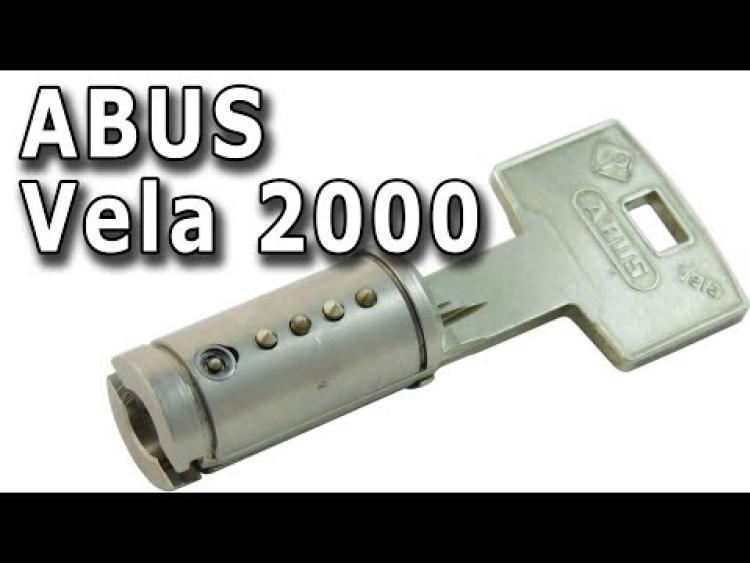 Embedded thumbnail for ABUS Vela 2000 MX