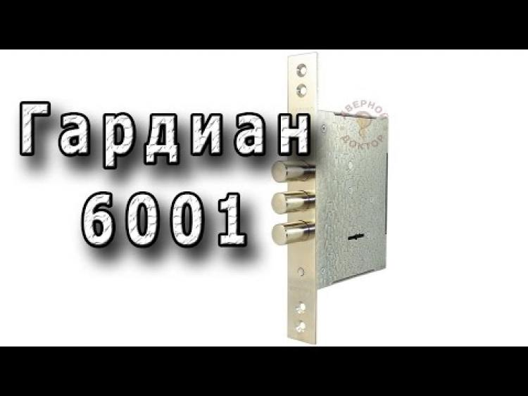 Embedded thumbnail for Гардиан 6001