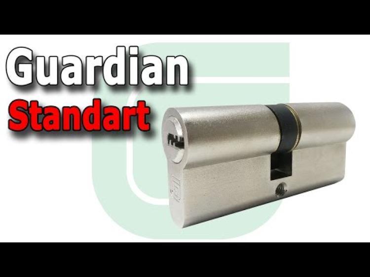 Embedded thumbnail for Цилиндры Гардиан серии Standart