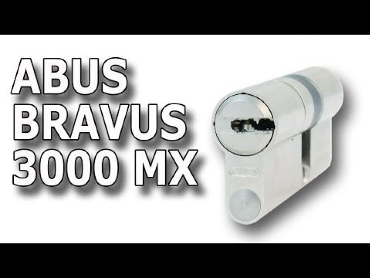 Embedded thumbnail for ABUS Bravus 3000 MX