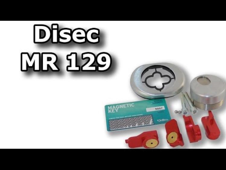 Embedded thumbnail for Disec MR-129 25mm