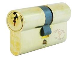 Личинка Аллюр 30+30 ключ-ключ латунь