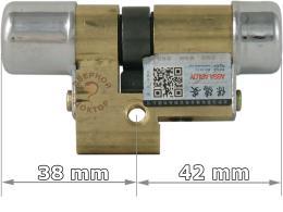 мех.цилиндровый Baodean 80 мм