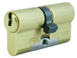 EVVA ICS 31*31 ключ-ключ латунь