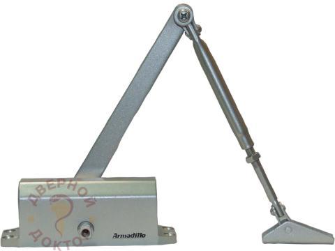 Доводчик Armadillo LY2 алюминий