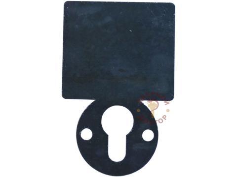 Бронепластина 064-22 2,4 мм толщиной