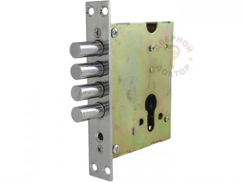 Корпус врезного замка 25-4Р Master Lock