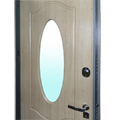 декоративная отделка двери