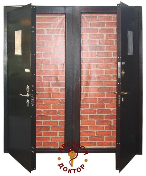 металлические двери с прайсом
