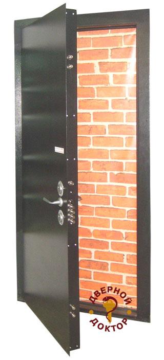 стальные двери максимальная защита