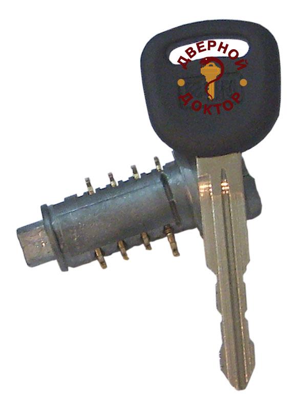 как открыть ключ киа рио видео
