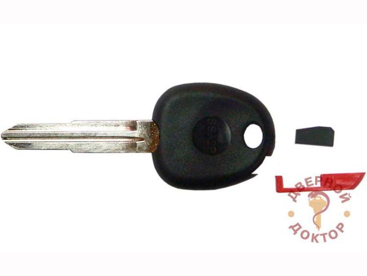 Автоключ с чипом изготовление