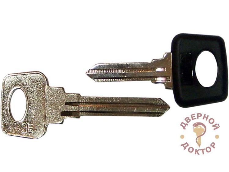 Отечественный автомобильный ключ