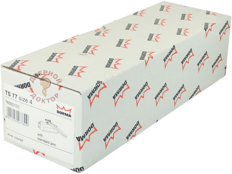 Упаковка доводчика Dorma