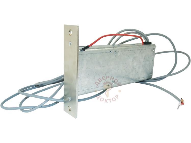 Блок управления с батарейками внутри