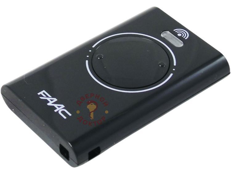 пульт faac 868 slh чёрный
