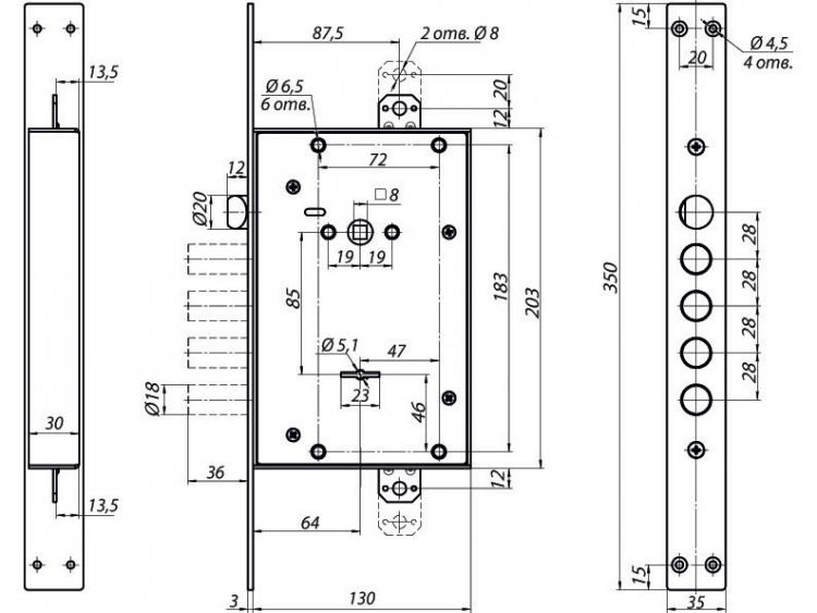 Размеры замка Меттэм 9 343