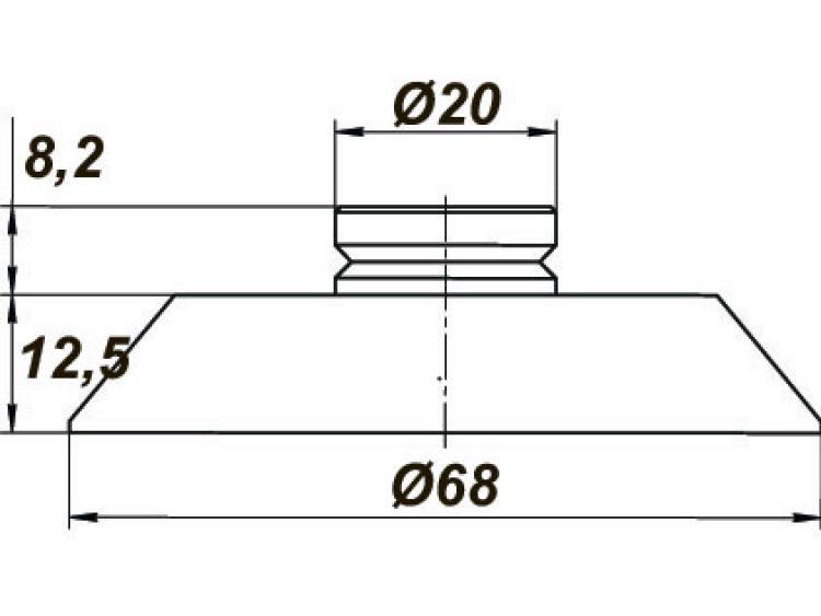 размеры кодовой накладки меттэм