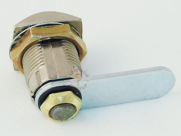 замок почтовый eurolock 20 мм прямая планка