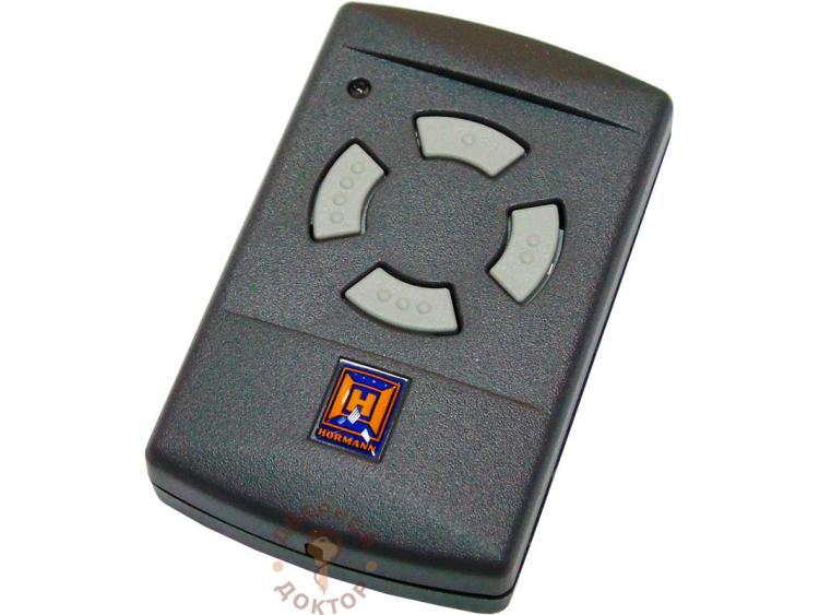 Оригинальный пульт HORMANN серые кнопки