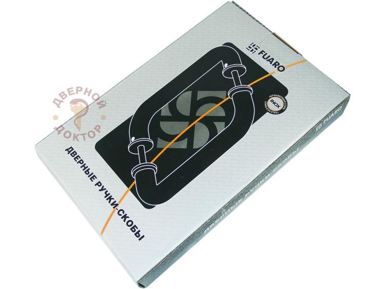 Ручка скоба металл (нержавейка)